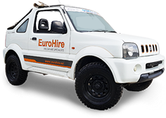 best offers for car rental in zante with eurohire